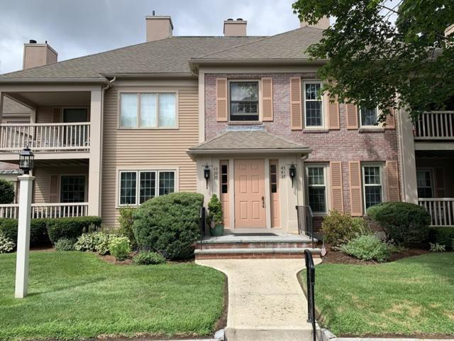 39 Highland Court #39, Needham, MA 02492 (MLS #72547611) :: The Gillach Group