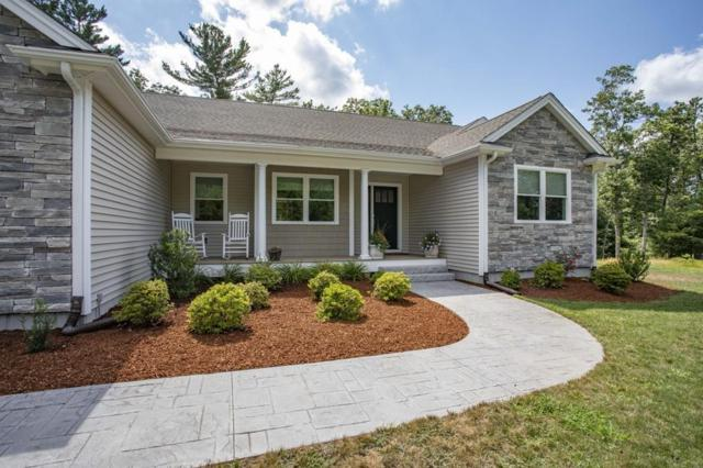 33 Acorn Trail, Plymouth, MA 02360 (MLS #72547632) :: Westcott Properties