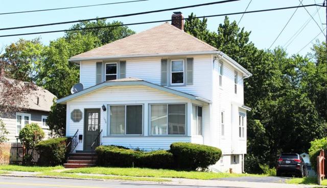 158 Harvard Street, Quincy, MA 02170 (MLS #72547712) :: DNA Realty Group