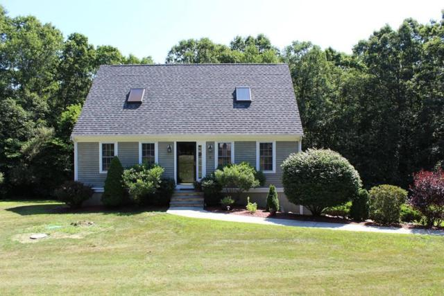 18 Hummingbird Trail, Dartmouth, MA 02747 (MLS #72547739) :: Welchman Torrey Real Estate Group