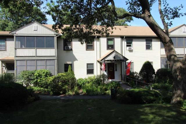 14 Harold Street 6-C, Harwich, MA 02646 (MLS #72547949) :: Berkshire Hathaway HomeServices Warren Residential