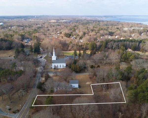 Lot 4 -4 River St, Plymouth, MA 02360 (MLS #72548092) :: RE/MAX Vantage