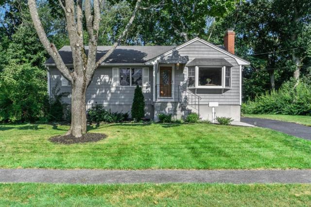 31 Bradford Road, Peabody, MA 01960 (MLS #72548215) :: Kinlin Grover Real Estate