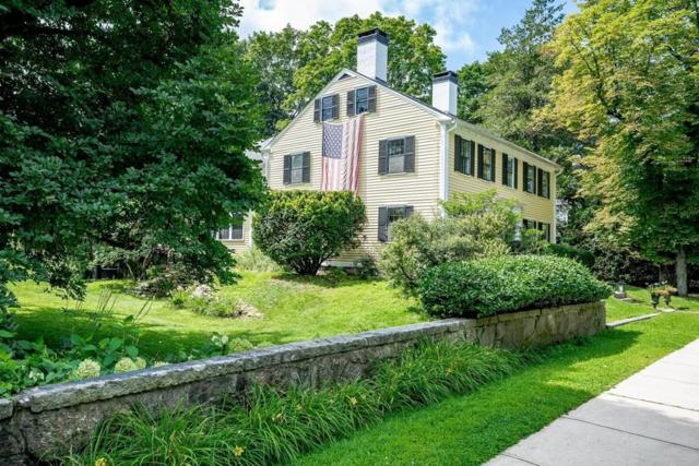 36 Andover St, North Andover, MA 01845 (MLS #72548345) :: Exit Realty