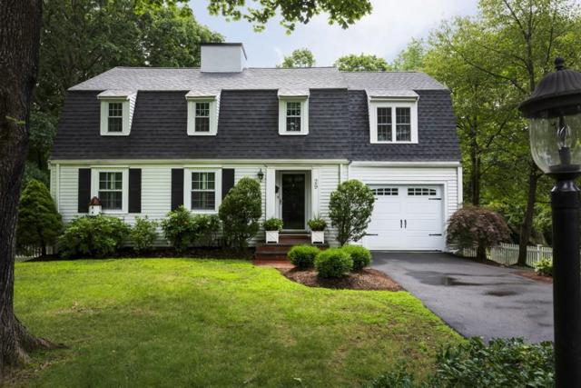 29 Brookfield Rd, Wellesley, MA 02481 (MLS #72548400) :: The Gillach Group