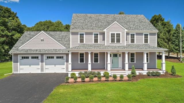 153 Country Way, Scituate, MA 02066 (MLS #72548419) :: RE/MAX Vantage