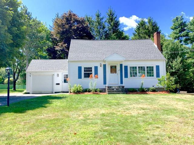 58 Frairy St, Medfield, MA 02052 (MLS #72548484) :: Trust Realty One