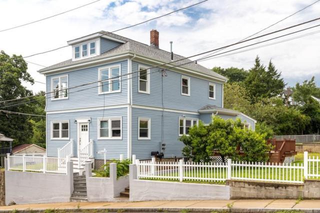 26 Foss St. #2, Medford, MA 02155 (MLS #72548536) :: Kinlin Grover Real Estate