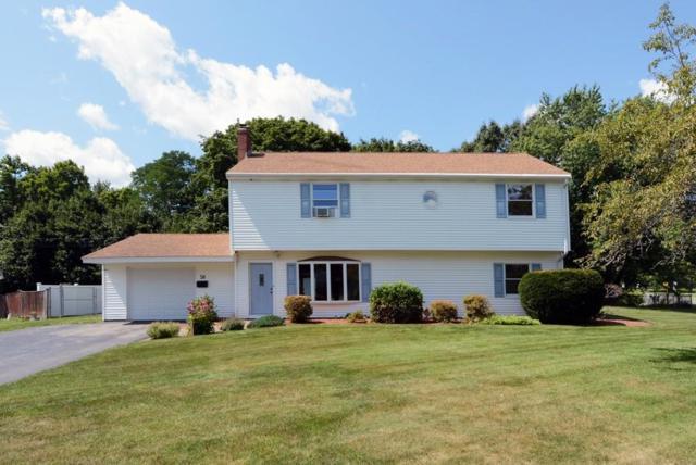 58 Sherwood Ave, Danvers, MA 01923 (MLS #72548813) :: Kinlin Grover Real Estate