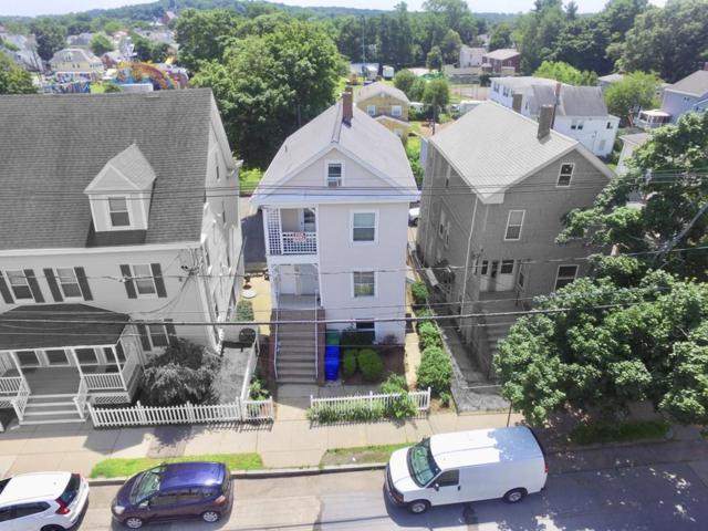 460 Watertown St, Newton, MA 02460 (MLS #72548840) :: Kinlin Grover Real Estate