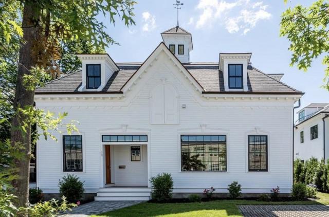 18 Walnut Park #18, Newton, MA 02458 (MLS #72548955) :: Kinlin Grover Real Estate