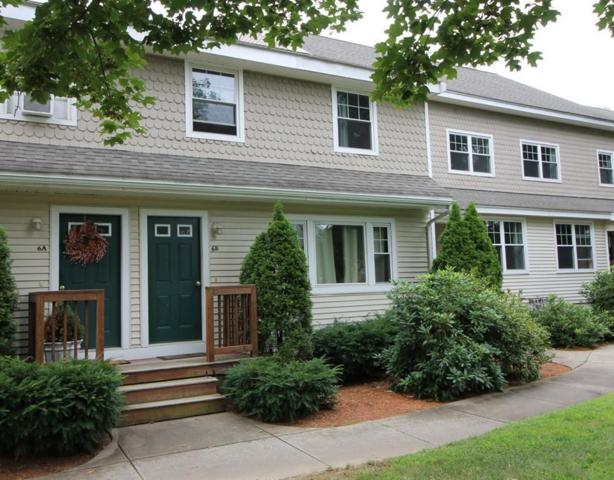 6 Mayberry Dr B, Westborough, MA 01581 (MLS #72549223) :: Compass