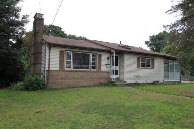 40 Brown St., Attleboro, MA 02703 (MLS #72549308) :: The Muncey Group