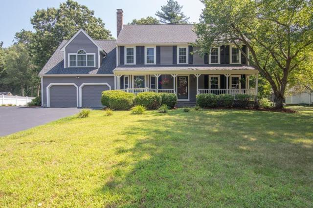 31 King Arthur Way, Mansfield, MA 02048 (MLS #72549428) :: Kinlin Grover Real Estate