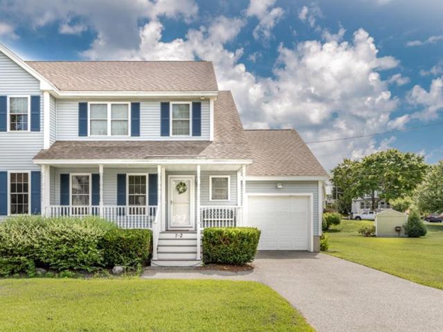 7 Foster Court B, Salem, MA 01970 (MLS #72549455) :: Westcott Properties
