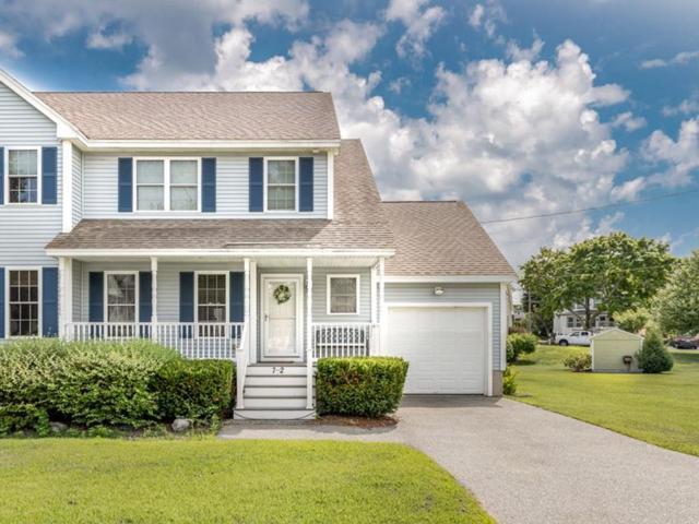7 Foster Court B, Salem, MA 01970 (MLS #72549476) :: Westcott Properties