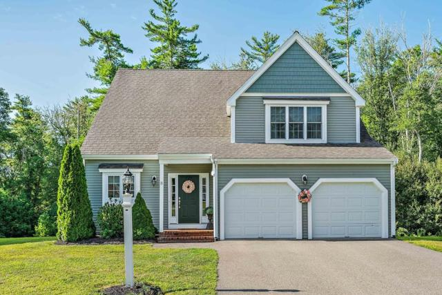 8 Cranberry Knoll St #8, Plympton, MA 02367 (MLS #72549477) :: Primary National Residential Brokerage