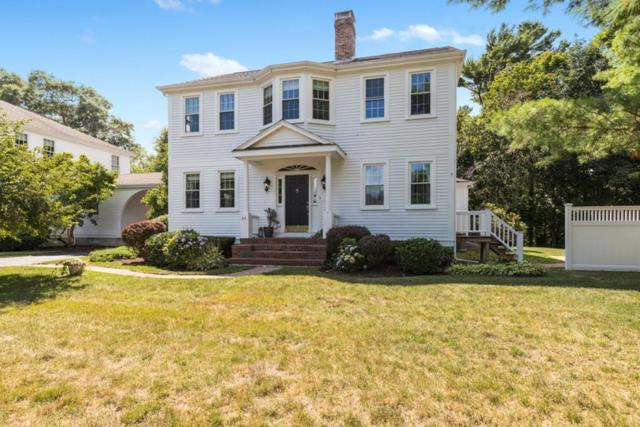 1193 Main Street D1, Hingham, MA 02043 (MLS #72549511) :: RE/MAX Vantage