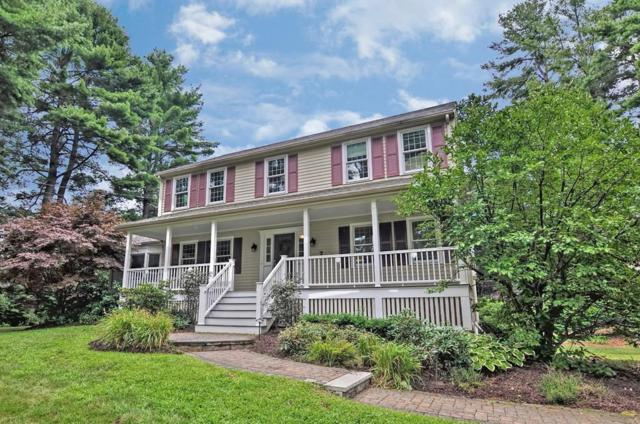 7 Sparrow Road, Norfolk, MA 02056 (MLS #72549542) :: Kinlin Grover Real Estate
