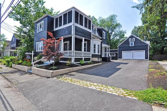 93 Floral, Newton, MA 02461 (MLS #72549601) :: DNA Realty Group