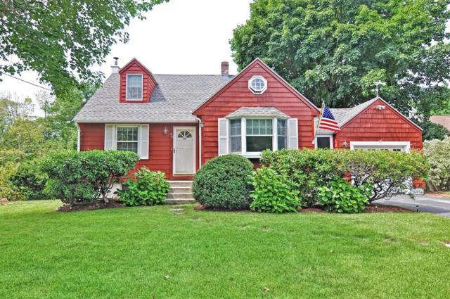 49 Fiske St, Natick, MA 01760 (MLS #72549627) :: Maloney Properties Real Estate Brokerage