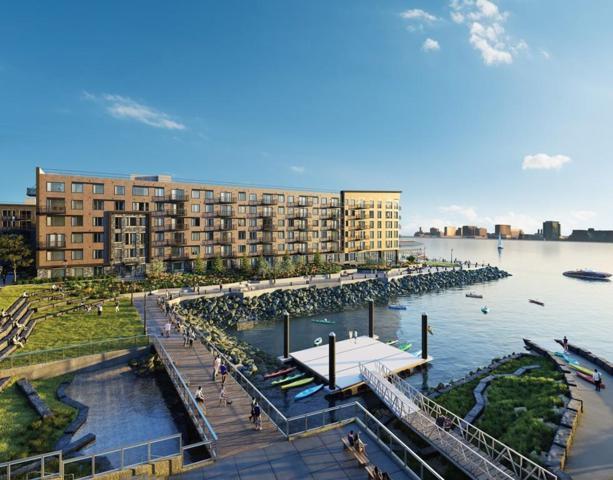45 Lewis Street #114, Boston, MA 02128 (MLS #72549662) :: Atlantic Real Estate
