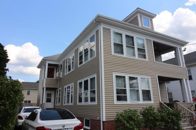 52 Bloomfield St, Pawtucket, RI 02861 (MLS #72549723) :: Westcott Properties