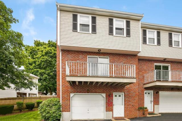 210 Belmont Street #16, Watertown, MA 02472 (MLS #72549894) :: Vanguard Realty