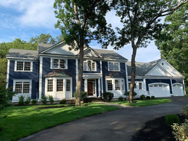 1297 Central Ave, Needham, MA 02492 (MLS #72550001) :: The Gillach Group
