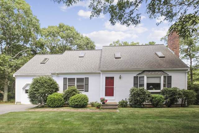 100 Peach Tree Rd, Barnstable, MA 02648 (MLS #72555059) :: Vanguard Realty