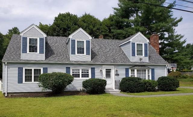 15 Carson Ave, Wilmington, MA 01887 (MLS #72555163) :: Exit Realty