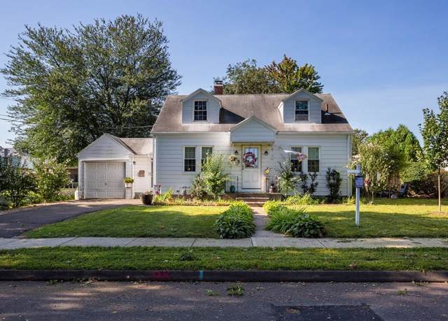 43 Saint Anthony, Chicopee, MA 01013 (MLS #72555573) :: Exit Realty