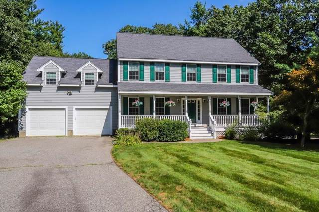 4 Rocky Woods Rd, Groveland, MA 01834 (MLS #72555890) :: Trust Realty One