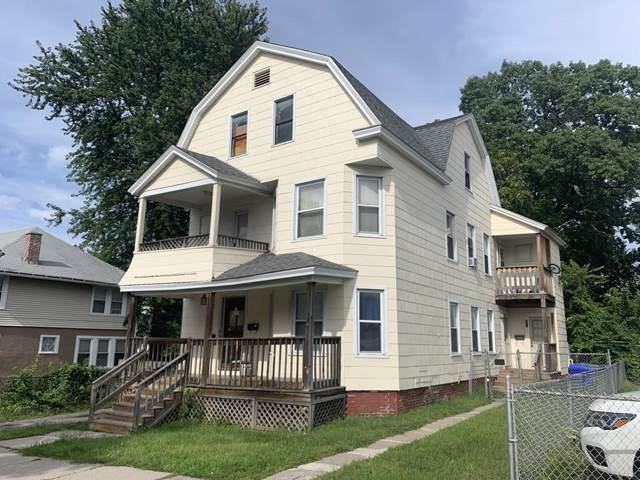 14 Horace St, Springfield, MA 01108 (MLS #72555978) :: The Russell Realty Group