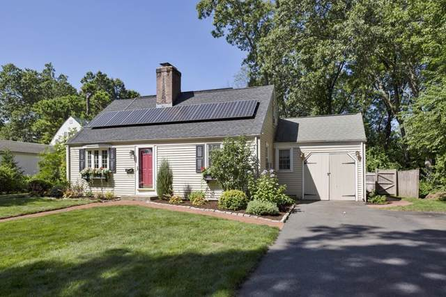 36 Barry Wills Place, Springfield, MA 01118 (MLS #72556031) :: The Muncey Group