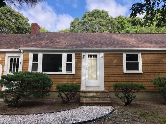 12 Woodside Park Road, Dennis, MA 02670 (MLS #72556036) :: Primary National Residential Brokerage
