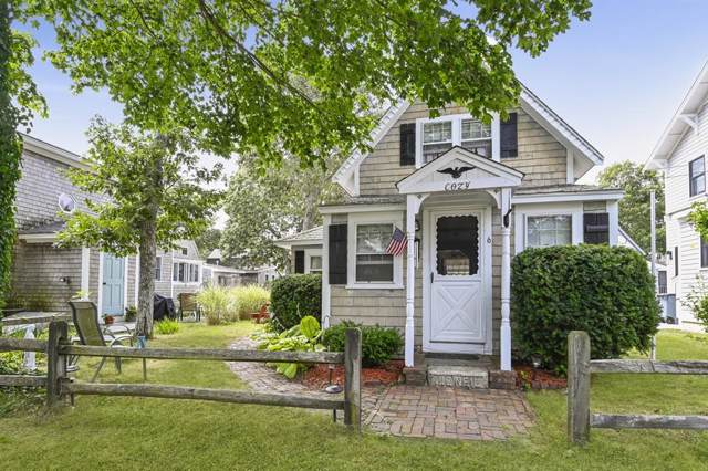 6 Camp Av, Harwich, MA 02646 (MLS #72556137) :: Trust Realty One