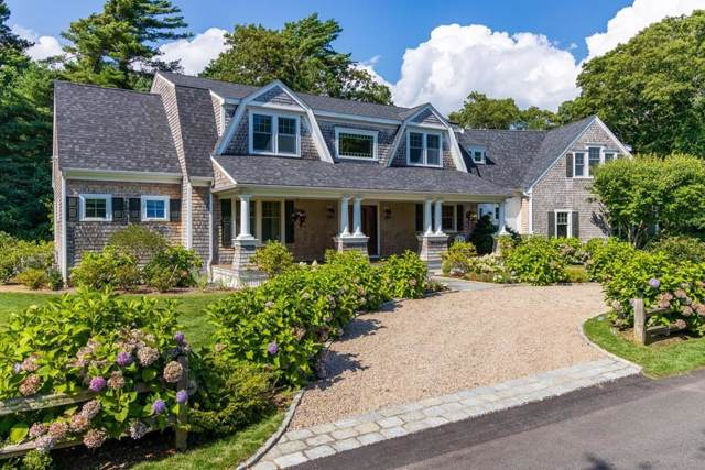 40 Woodland Avenue, Barnstable, MA 02655 (MLS #72556219) :: The Muncey Group