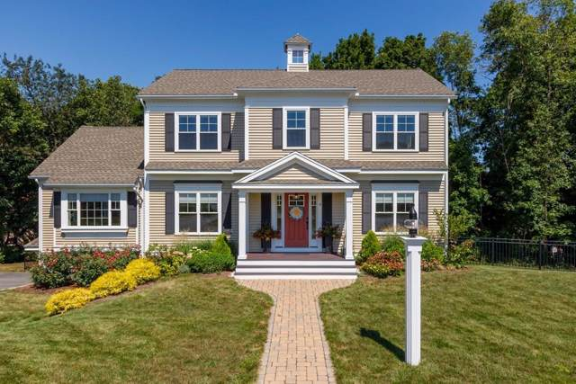 6 Homestead Ln, Groveland, MA 01834 (MLS #72556314) :: Trust Realty One