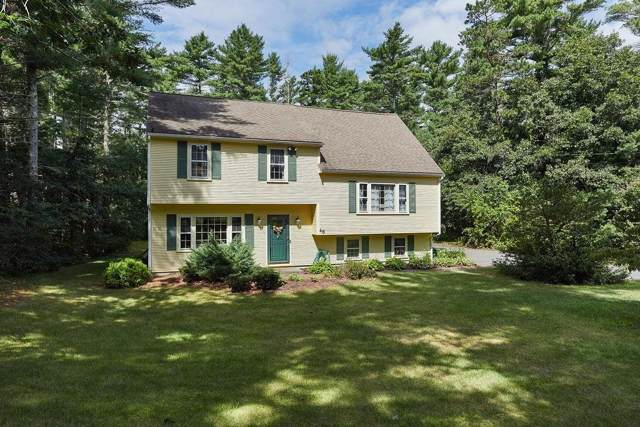 46 Weston St, Carver, MA 02330 (MLS #72556372) :: Team Patti Brainard