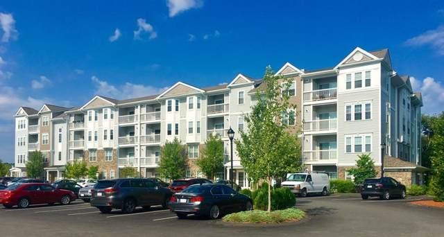 130 Trotter Rd #1307, Weymouth, MA 02190 (MLS #72556582) :: The Muncey Group