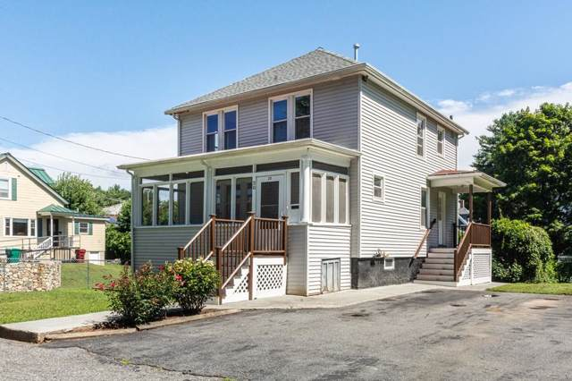 20 Thorncliff Ave, Lowell, MA 01851 (MLS #72556598) :: The Muncey Group