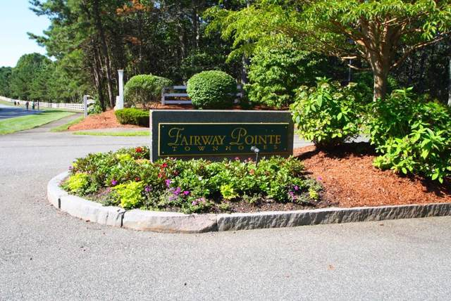 83A Fairway Pointe 83A, Falmouth, MA 02536 (MLS #72556625) :: Exit Realty