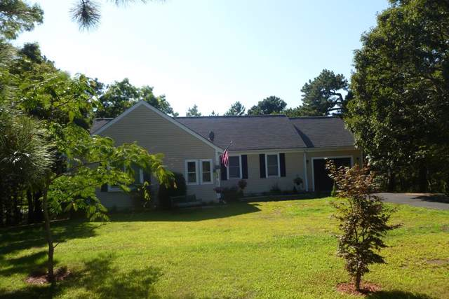 10 Daniel Webster Lane, Bourne, MA 02559 (MLS #72556918) :: RE/MAX Vantage
