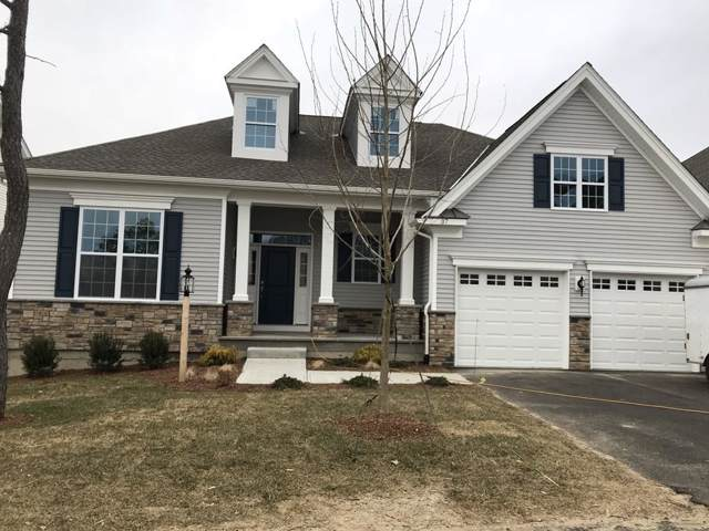 71 Woody Nook Lot 113, Plymouth, MA 02360 (MLS #72556968) :: The Muncey Group