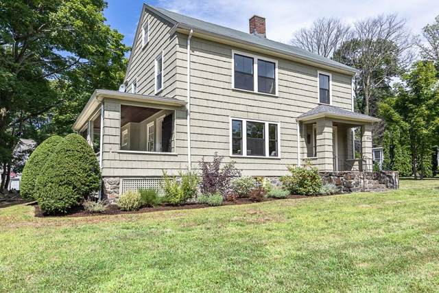 273 Pleasant Street, Marblehead, MA 01945 (MLS #72557003) :: RE/MAX Vantage