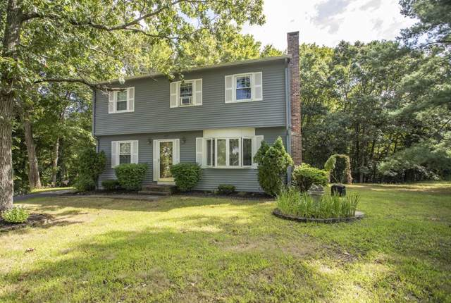 224 Perryville Rd, Rehoboth, MA 02769 (MLS #72557234) :: Trust Realty One