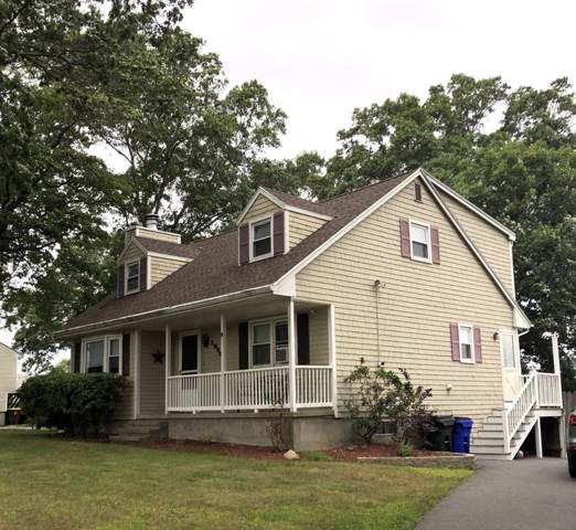 1058 Newhall St, Fall River, MA 02721 (MLS #72557262) :: Primary National Residential Brokerage