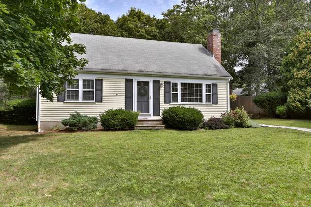 15 Elliot Way, Harwich, MA 02645 (MLS #72557442) :: Trust Realty One