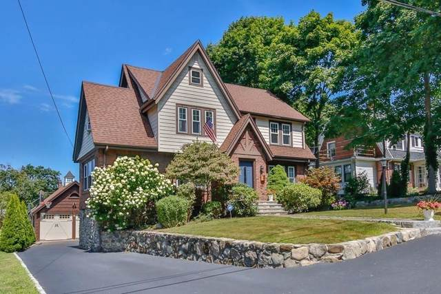 72 Badger Road, Medford, MA 02155 (MLS #72557484) :: The Muncey Group